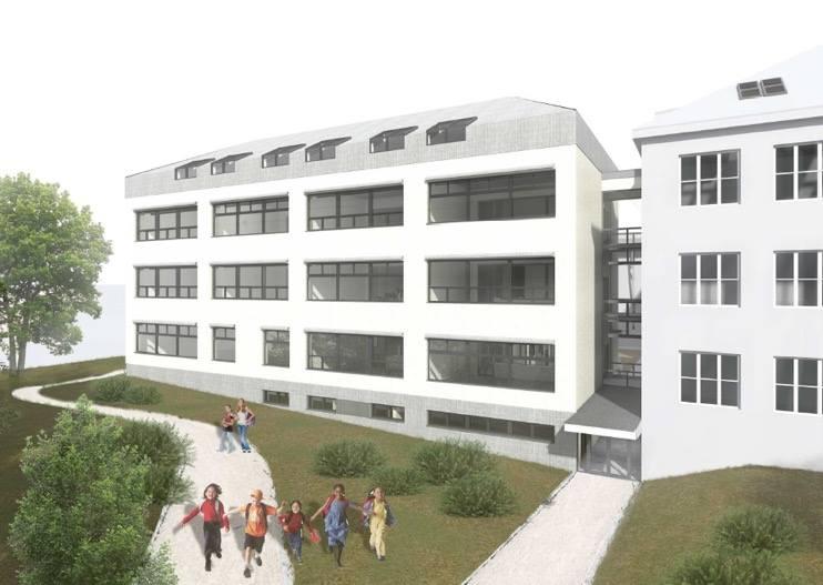 Zastupitelstvo schválilo dostavbu Starochodovské školy, bolestivé téma bude brzy uzavřeno