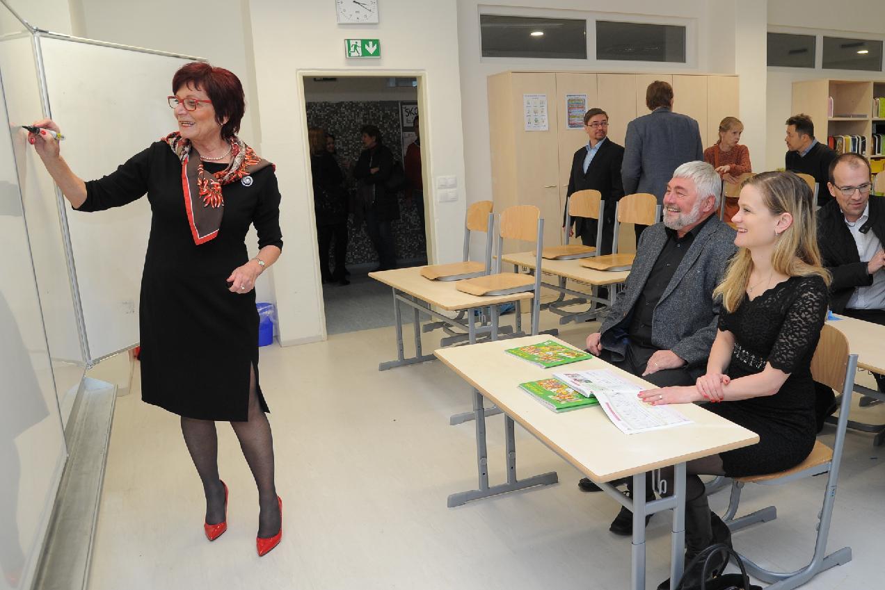 Kapacita základních škol v Praze vzrostla, na Jižnim Městě bylo otevřeno dalších 750 míst