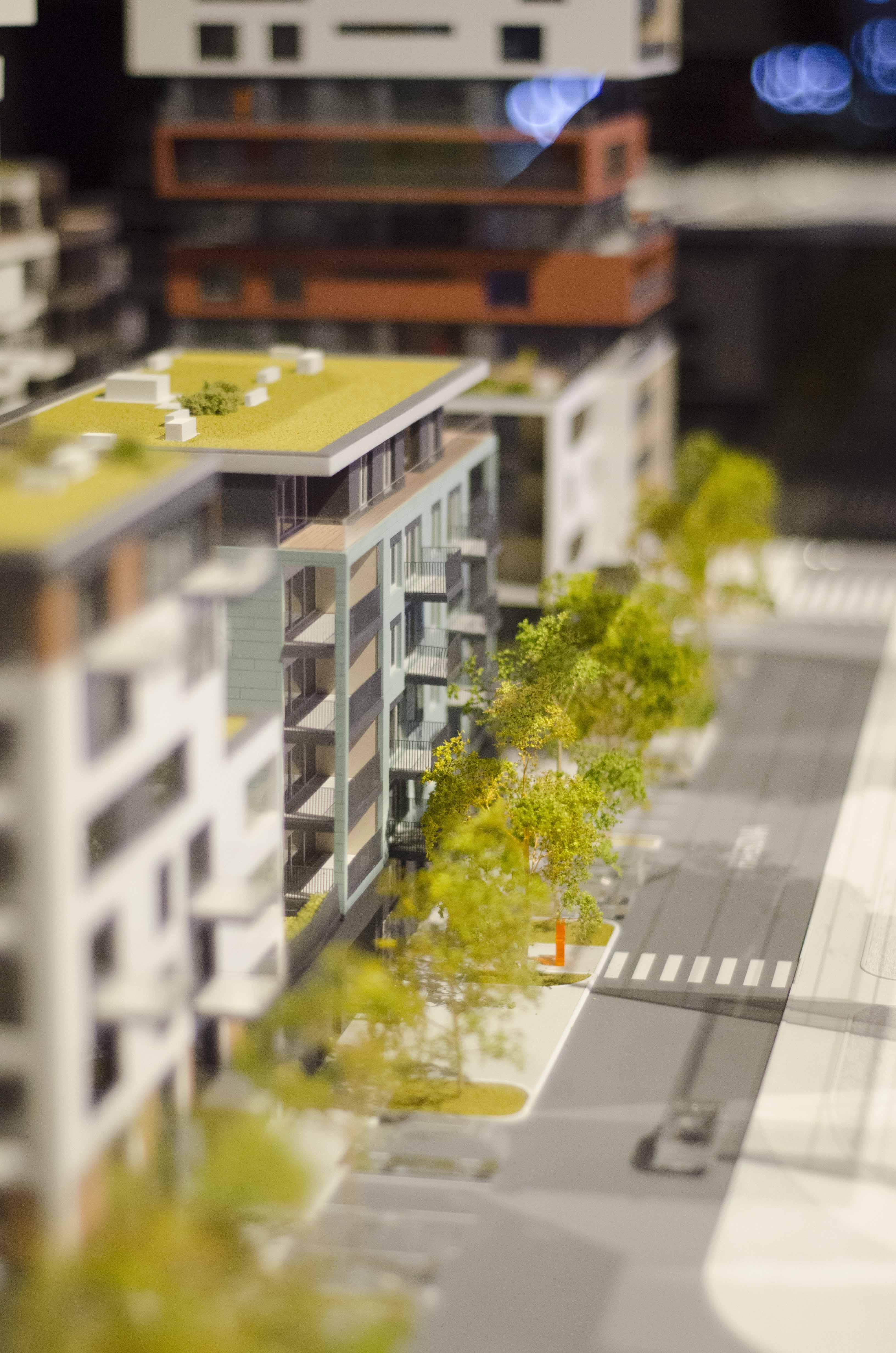 Praha zítra – výstava v Centru architektury a městského plánování