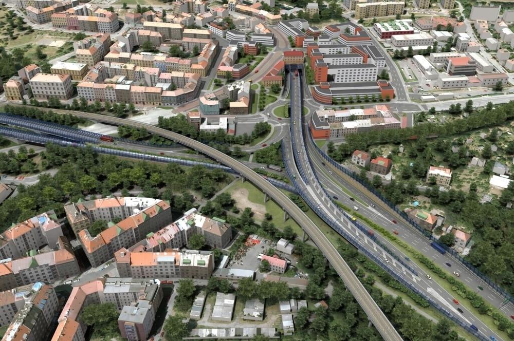 Ťok: Stavební povolení na Pražský okruh může být za rok a půl