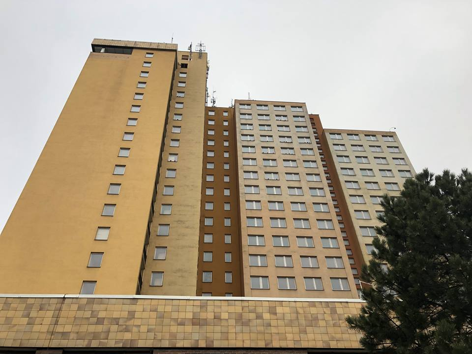 Prohlídka Hotelu Opatov