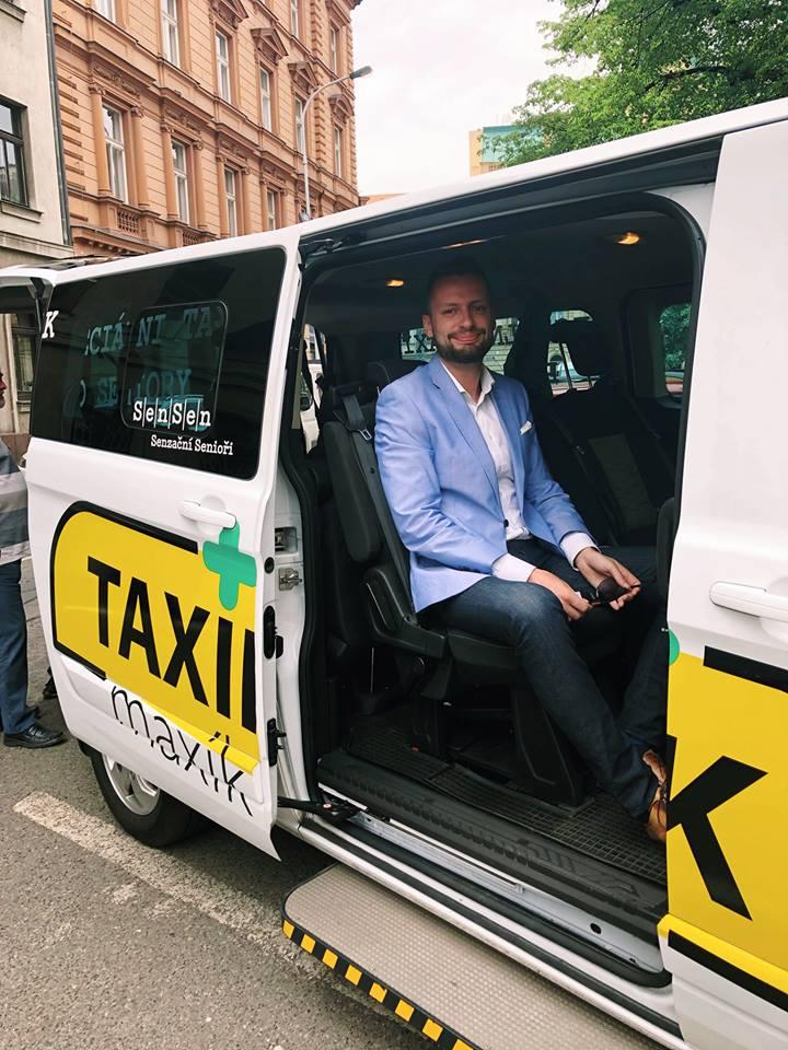 Senior taxi – bude i na Jižňáku?