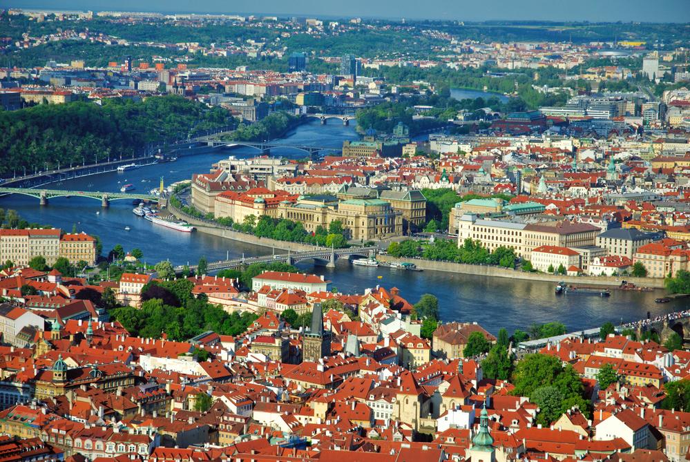 Ceny bytů v Praze raketově rostou