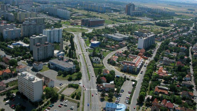 Blokové čištění komunikací a parkovišť 2020