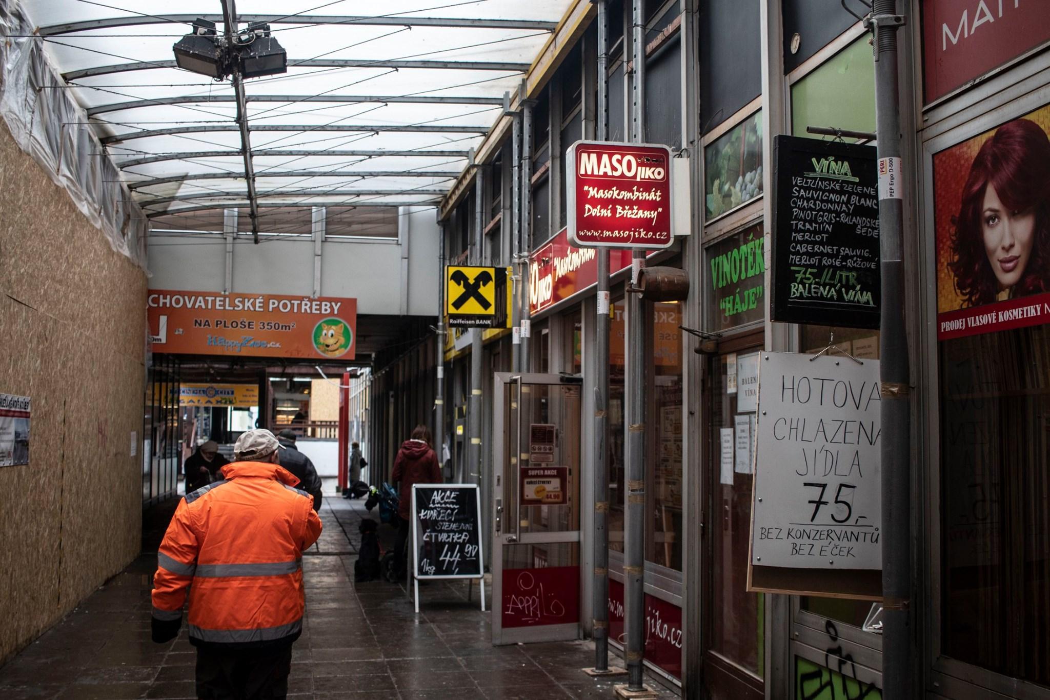Zmírnění ekonomických důsledků pro podnikatele na Jižním Městě
