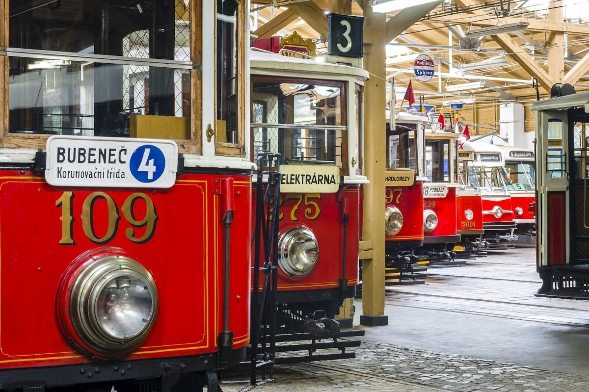 Zahájení nové již 29. sezony Muzea MHD