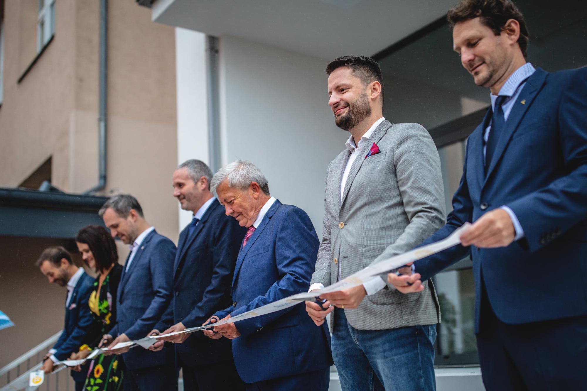 Přístavba Starochodovské školy slavnostně otevřena!